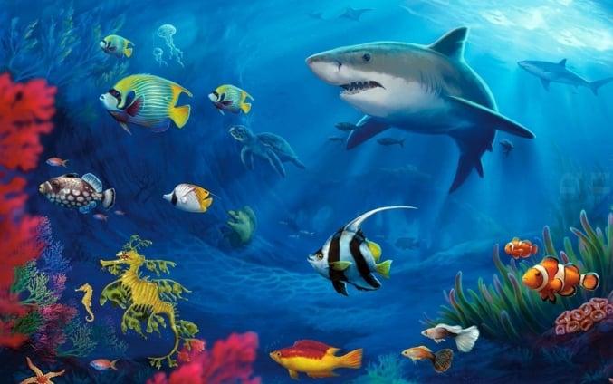 Penjelasan Ekosistem Laut Abiotik Dan Biotik